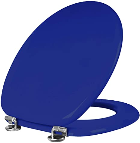 Bevorzugt Cornat WC-Sitz Modena - Schlichter Look in blau - Hochwertiger QU97
