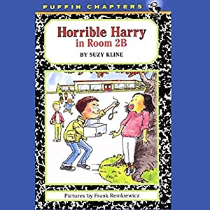 Horrible Harry in Room 2B Audiobook
