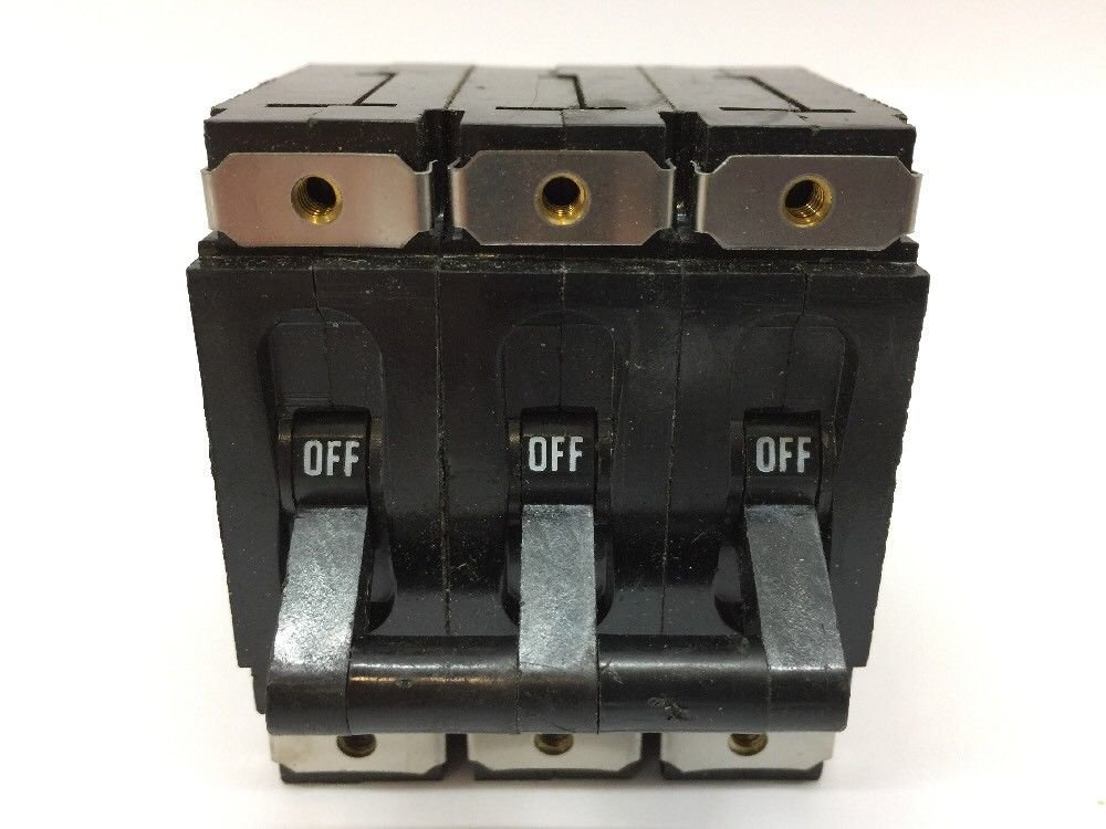 Heinemann Electric Company Electrical Breaker 3 pole