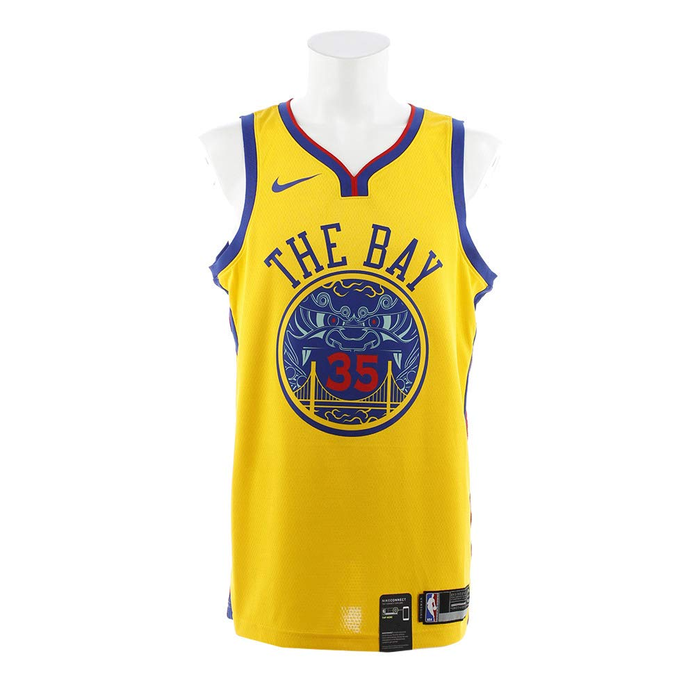 28386acf4 Amazon.com   NIKE Stephen Curry Golden State Warriors City Edition Swingman  Jersey - Gold   Sports   Outdoors