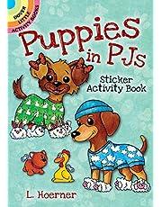 Puppies in PJs Sticker Activity Book