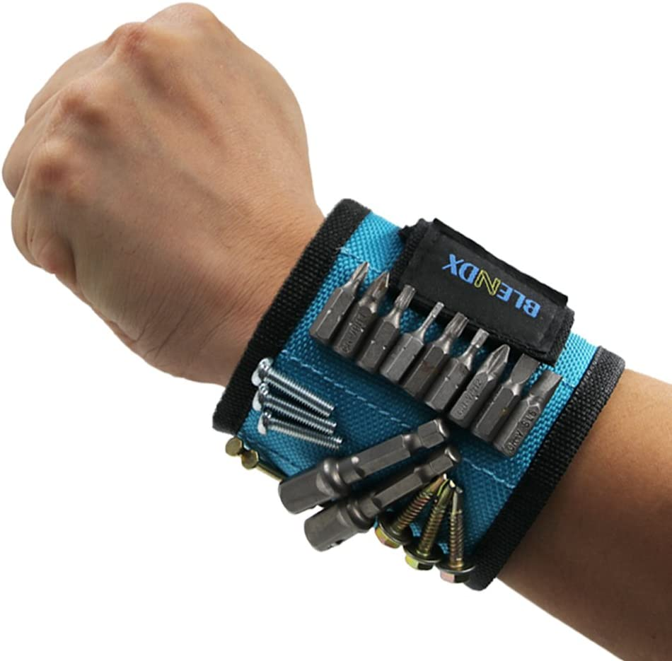 Magnetic Wristband, BLENDX Men Gifts Tool