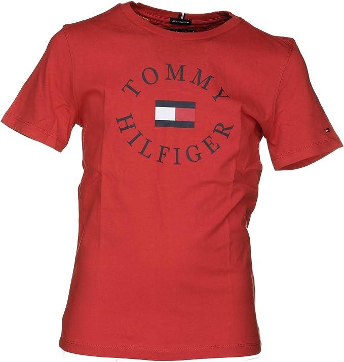 Tommy Hilfiger KB0KB04676 Essential Tommy GRAP Camisetas Y Camisa ...