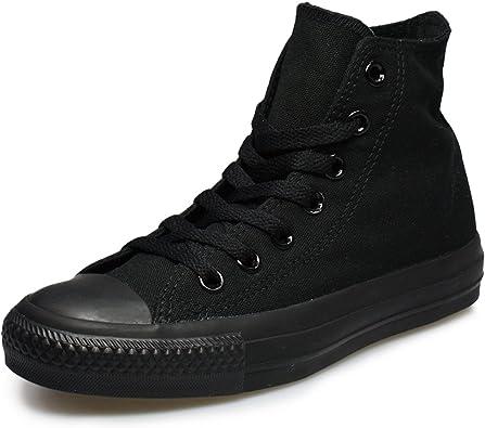 Converse Hi Black Monochrome Unisex