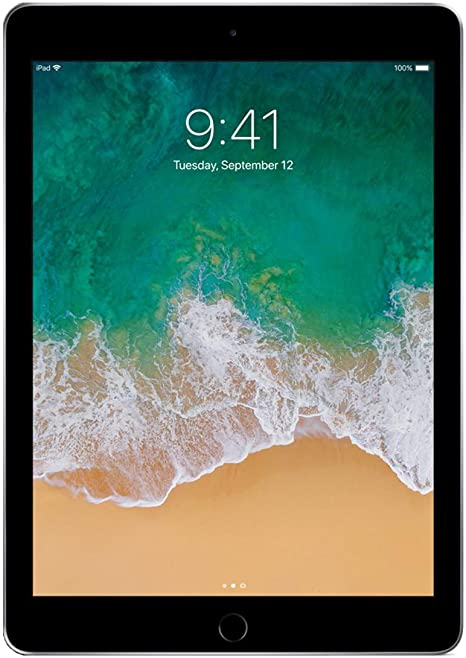 Amazon Com Apple Ipad Pro Tablet 128gb Lte 9 7in Space Gray Renewed Computers Accessories