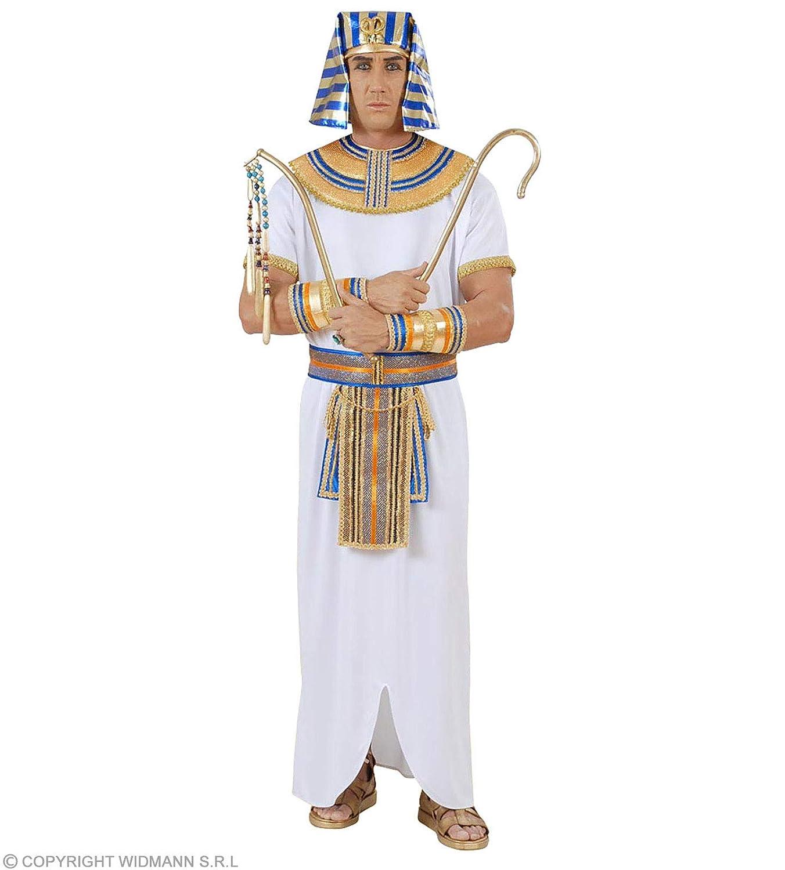 Widmann wdm90033 – Kostüm für Erwachsene Ägyptischer Pharao, weiß, L