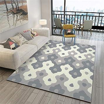 Tapis Salon Tapis Table Basse Geometrique Couverture Chambre