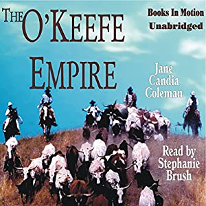 The O'Keefe Empire Audiobook
