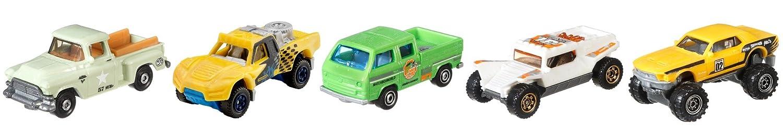 Matchbox Color Change Vehicles (Amazon Exclusive) Mattel FJT95