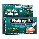 D.O.C. Reline It, Advanced Denture Reliner - 2 repairs