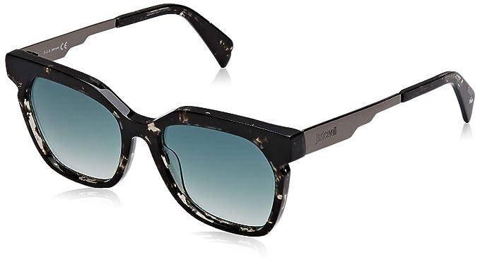 Just Cavalli JC871S Gafas de sol, Verde (Black/Other ...