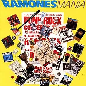 Ramones Ramones Mania Amazon Com Music
