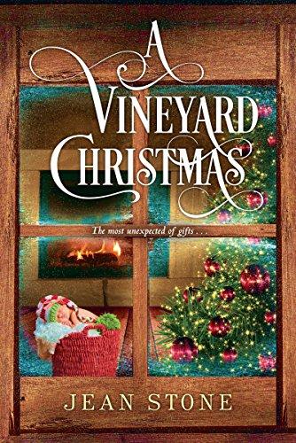 Book Cover: A Vineyard Christmas