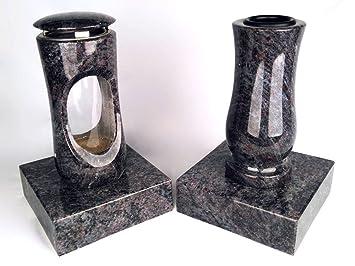 Lampe Pièces 2 Designgrab Tombale Avec En Et Socle Design Vase Small cKJ1Fl