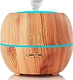 ArtNaturals Aromatherapy Essential Oil Diffuser – (150 ml Tank)...