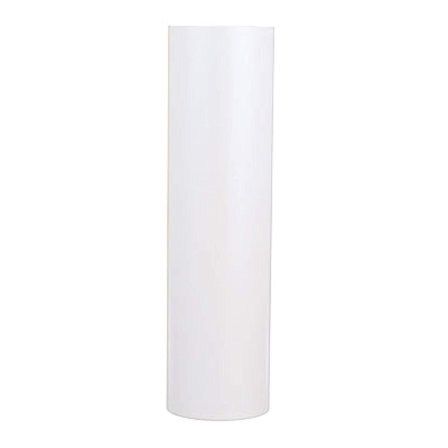 Image of 3M Vinyl Sandblast Resist Tape 480V, White, 18 in x 20 yd, 8.0 mil Home Improvements