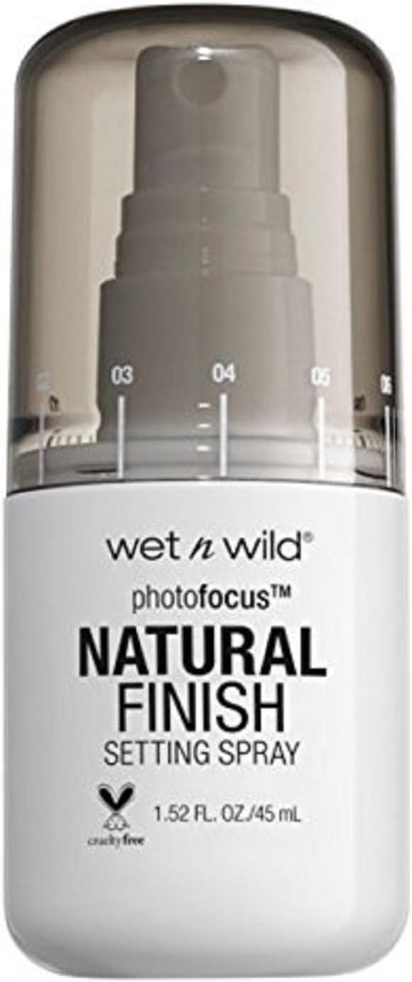 Wet n Wild Photofocus Setting Spray, 301A Seal The Deal, 1.52 Fluid Ounce