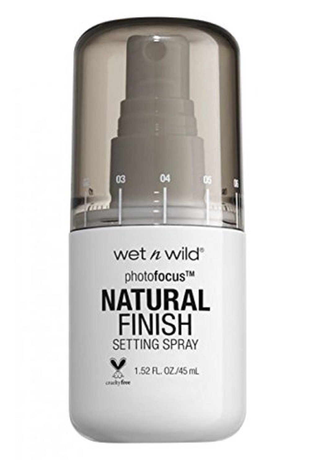 Wet n Wild 301A Photo focus setting spray, 1.52 Ounce, Seal The Deal Markwins Beauty Products