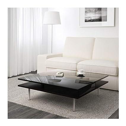 Amazon Com Ikea Tofteryd Coffee Table High Gloss Black 401 974 86