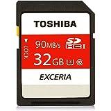 東芝 SDHCカード 32GB 超高速クラス10 UHS-I 並行輸入品