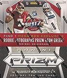2019 Panini Prizm NFL Football MEGA box