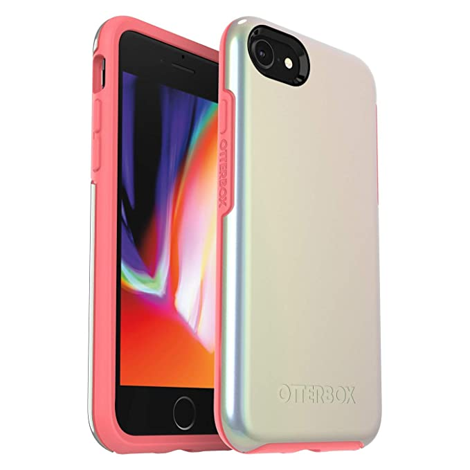 iphone 8 case otterbox pink