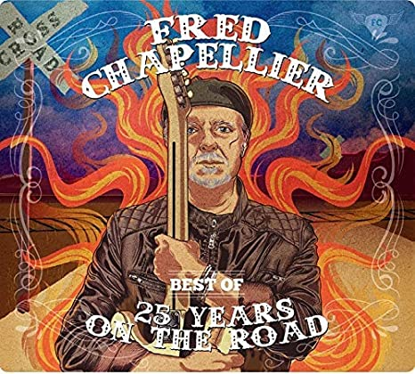 Best of 25 Years on The Road: Fred Chapellier: Amazon.fr: Musique