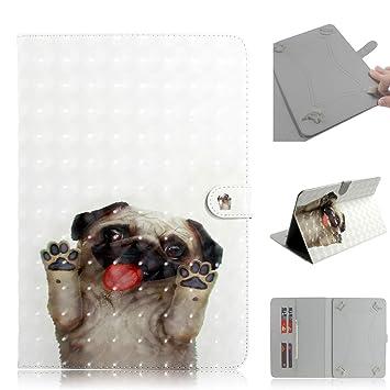 LEMOUTON Universal - Carcasa para 9 - 10.5 Pulgadas Tablet ...