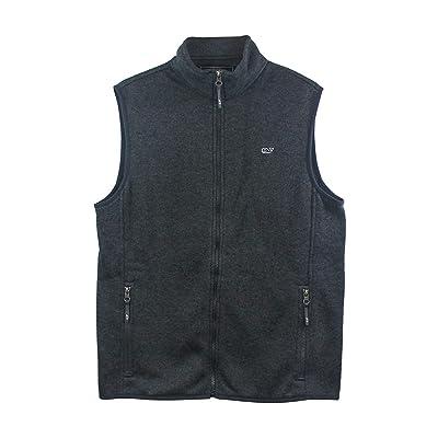 Vineyard Vines Men's Fleece Vest at Men's Clothing store