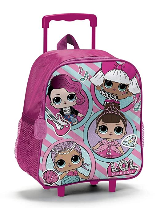 31a03a1dc1 Trolley Asilo Lol Surprise 31x27x11cm Stagione 2019 (What's the Buzz ...