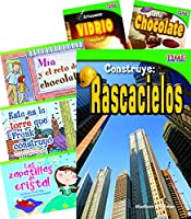 Ever wonder how chocolate is made, what goes into building skyscrapers, or what a glassblower's secret technique is? Jump into the pages of these Spanish books and cure your curiosity with this 6-book collection that combines stories from Fic...