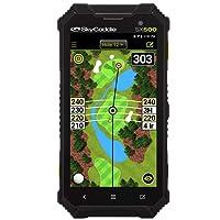 """Skycaddie SX500 GOLF GPS 5"""" RANGEFINDER +FREE CART MOUNT/IN STOCK NOW!!!!!!"""