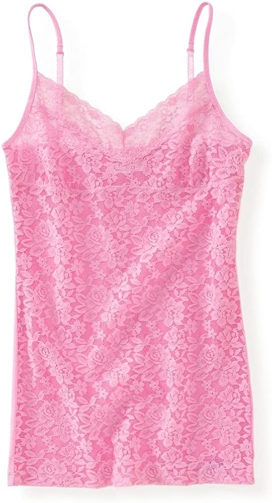 AEROPOSTALE Womens Lace Front Cami Tank Top