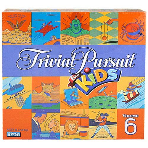 Trivial Pursuit for Kids - Volume 6 Board Game