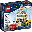 LEGO Exclusive Set #40183 Bricktober Town Hall