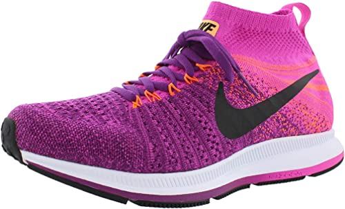 Nike 859622-500, Zapatillas de Trail Running para Niñas, Morado (Bright Grape/Black-Fire Pink), 35.5 EU: Amazon.es: Zapatos y complementos
