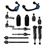 Detroit Axle - Brand New Complete 14-Piece Front