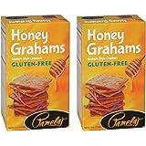 Pamela's Products Gluten-Free Graham Crackers Honey -- 7.5 oz (Pack of 2)