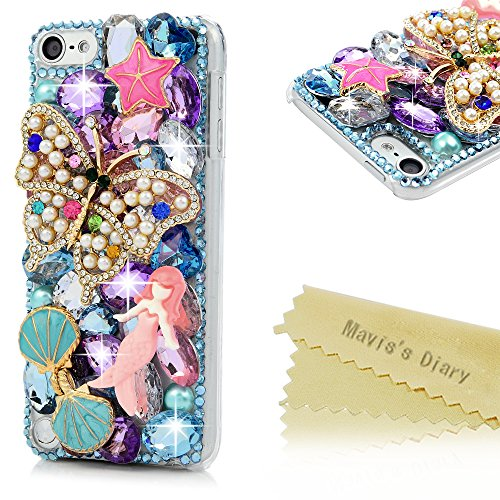 ipod 5 cases with gems - 1