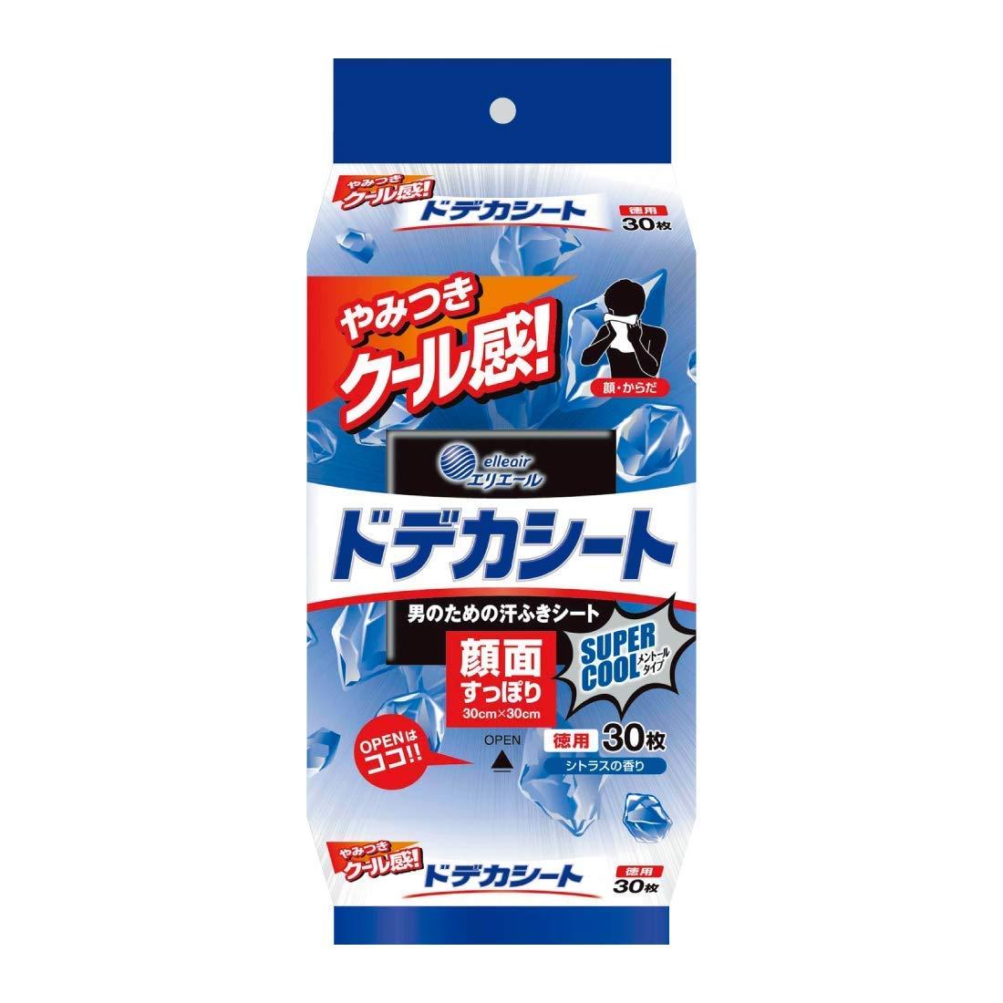 【大王製紙】エリエール for MEN スーパークールタイプのサムネイル