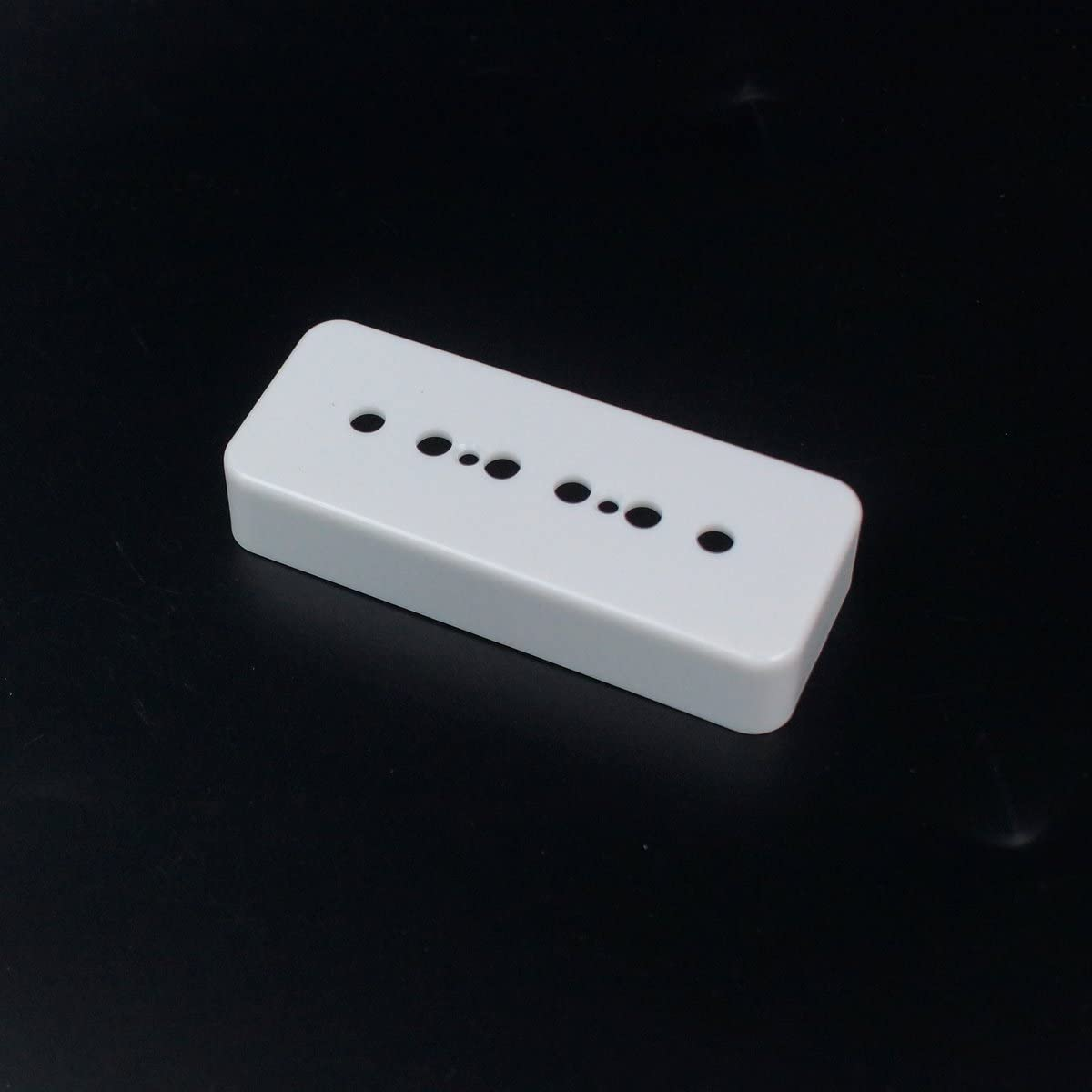P-90 p90 Soap-bar Pickup Cover 52mm Pole Spacing White