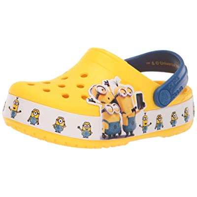 Crocs Kids' Boys and Girls Minions Clog | Mules & Clogs