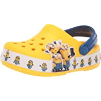 Crocs Unisex Kids Fun Lab Minions Multi Clog