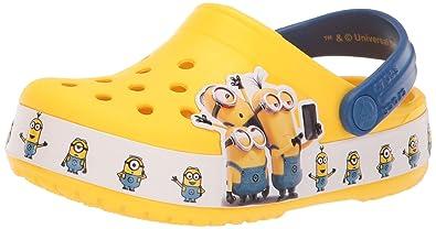 e75ffb407f9f33 Crocs Kids  Fun Lab Minions Multi Clog