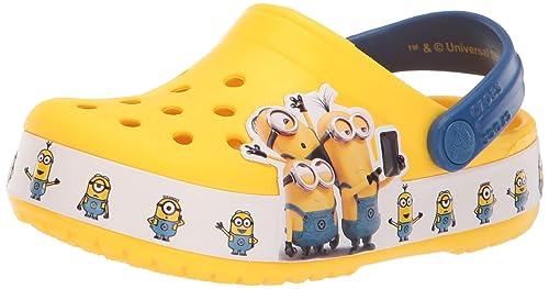 2593492fb Crocs Unisex-Adult Boys and Girls Minions Multi Clog Clog  Amazon.ca  Shoes    Handbags