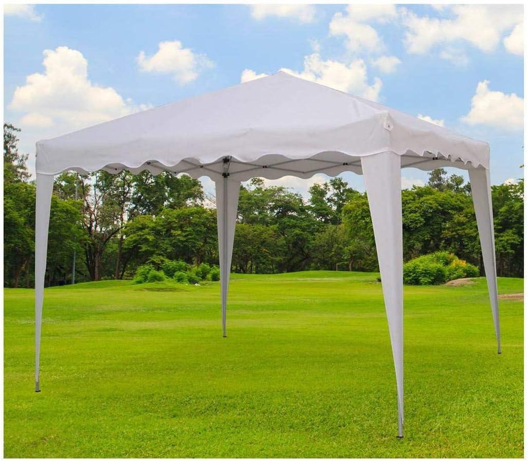 Cenador de jardín plegable SVETLANA - 3 x 3 x 2.5 m: Amazon.es: Jardín