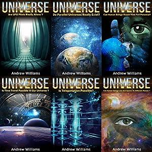 Universe 6-Book Bundle Audiobook
