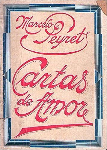 CARTAS DE AMOR: Amazon.es: Marcelo Peyret: Libros