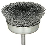 BLACK+DECKER 70-609 3-Inch Wire Cup Brush Coarse