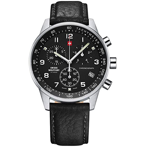 Swiss Military SM34012.05 Reloj de caballero: Swiss Military: Amazon.es: Relojes